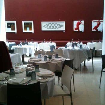 in The Avenue Restaurant, London.
